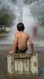 Salmon Street Springs Fountain