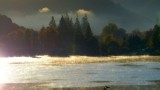 Sunrise on Blue Lake