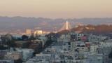 Telegraph Hill Sunset