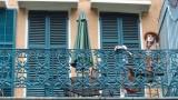 Balcony Mannequin