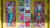 Frenchmen Street Clown Doors