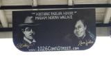 1026 Conti Street Sign
