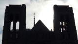 Grace Cathedral Silhouette