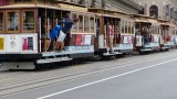 Cable Car Line Up