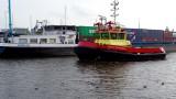 Port of Amsterdam Tugboat
