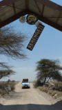 Serengeti National Park Gate