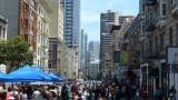 Ellis Street - Sunday Streets Party