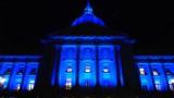City Hall Warriors Blue