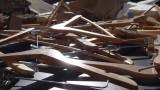 Wooden Hotel Hangers