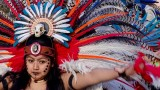 Feather Dance at Superbowl 50
