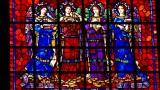 Lady Saints of Mission Dolores Basilica