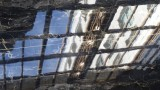 Pacific Telephone Company Building Marble Floor Reflection