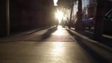 Ellis Street Evening Light