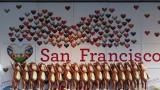San Francisco 2016 Monkey Balloons