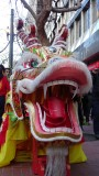 Lunar New Year Parade Dragon