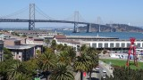 Your typical Bay Bridge shot from AT&T Park