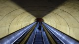 DC Metro Dupont Circle Escalators