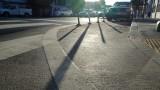 Ninth Street Shadows