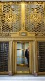 James R. Browning U.S. Courthouse Elevator