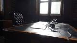 Supreme Court Justice Desk