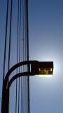 Golden Gate Bridge Street Light