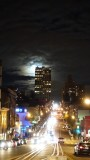 California Street Moonrise