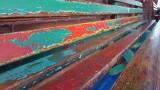 Walt Disney's Griffith Park Bench