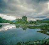 Elan Doran Castle, Scotland 2007