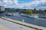 Berlin - View Along the Spree River