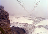 Cable Ride Up Mt Titlis June 1978