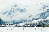 View of the Kitzsteinhorn from Kaprun