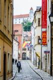 Street Scenes in Bratislava