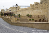 Inner Medieval Wall (12th century)_Old Town, Baku