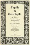 Capella de Gerardegile (Caine 1908).
