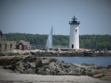 Visit to Maine