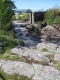 Bad Little Falls in Machias, Maine