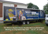 SUPER STORM SANDY DISASTER RECOVERY/RELIEF WORK ON LONG ISLAND, NEW YORK