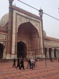 Agra and New Delhi, January 2014- India