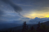 An Evening at Clingmans Dome