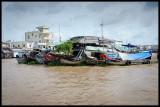 Cai Be floating market 2