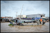 Cai Be floating market 3