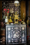 Cai Be mansion - Family shrine
