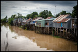 Tan Chau - Cham village