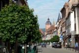 Wissembourg, très belle ville.
