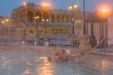 SUNRISE ON SZECHENYI BATHS