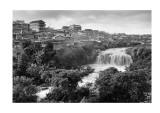 Nairobi River and Dandora slum