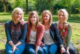 Hamer Family Golden Wedding: Family Portraits