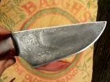 Antiqued Blade on Koa Knife.jpg