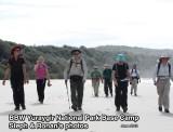 BBW Yuraygir National Park Base Camp June 2013 - Steph & Ronan