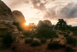 Sunset At Arches National Park #2